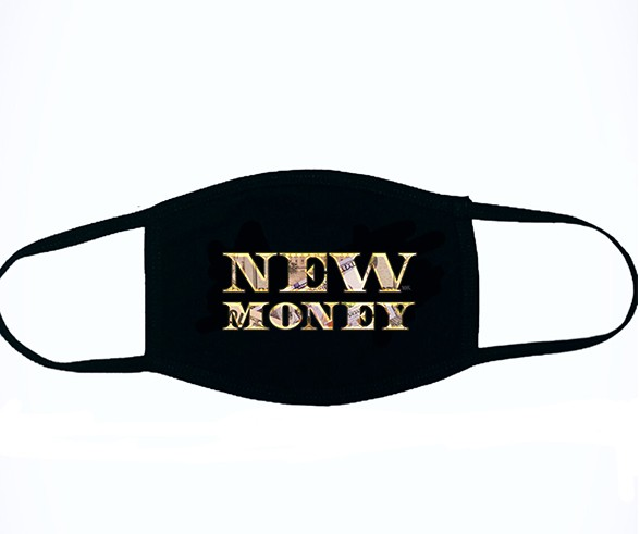 New Money mask